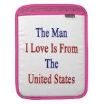El amor del hombre I es de los Estados Unidos Manga De iPad