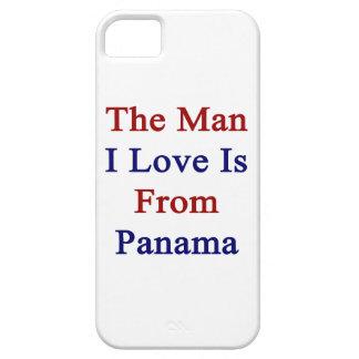 El amor del hombre I es de Panamá iPhone 5 Case-Mate Carcasas