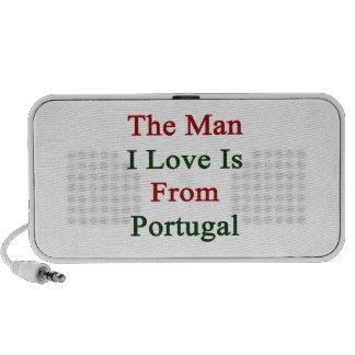 El amor del hombre I es de Portugal Mp3 Altavoces