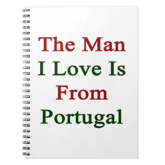 El amor del hombre I es de Portugal Libros De Apuntes