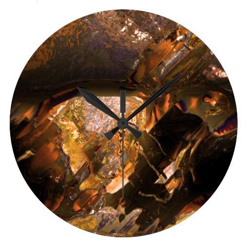 El amor del metal dañó el reloj 2