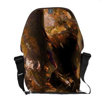 El amor del metal dañó la bolsa de mensajero 2 bolsa de mensajería