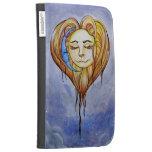 El Amor Del Sol y La Luna Kindle Case