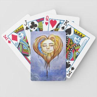 El Amor del Sol y la Luna Playing Cards