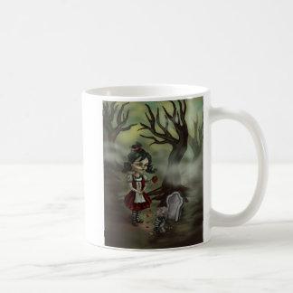El amor del zombi encuentra amor verdadero en un c tazas