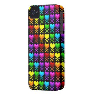 El amor deshuesa la caja del iPhone 4 iPhone 4 Carcasas