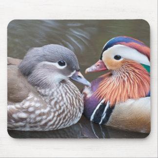 """El """"amor Ducks"""" Mousemat Tapete De Raton"""