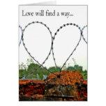 El amor encontrará una manera felicitación