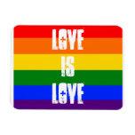 El amor es amor imán flexible