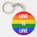 El amor es amor llaveros