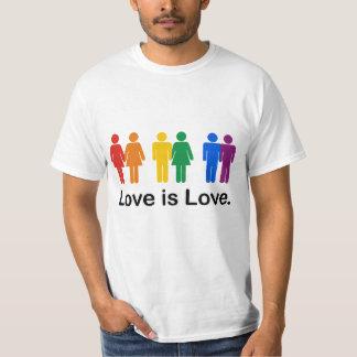 El amor es amor poleras