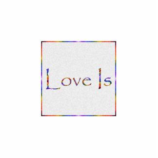 El amor es arco iris