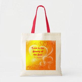 el amor es bolso de la belleza bolsas