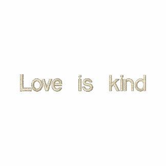 El amor es bueno