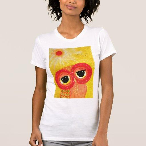 El amor es como The Sun Camiseta
