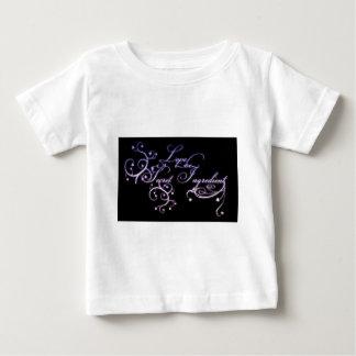 El amor es el ingrediente secreto t-shirt
