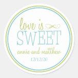 El amor es etiquetas dulces (chartreuses/el trullo