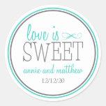 El amor es etiquetas dulces (trullo/el gris)