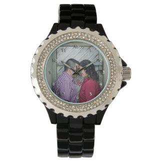 El amor es intemporal: Reloj de los pares
