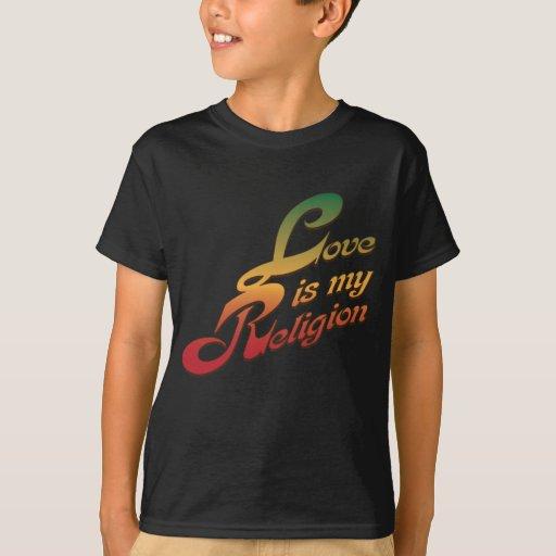 El amor es mi religión playera