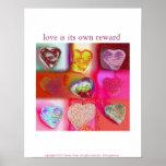 El amor es su propia recompensa poster