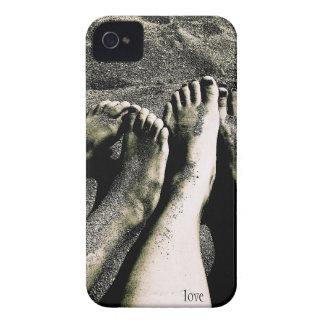 El amor es sucio iPhone 4 cárcasas