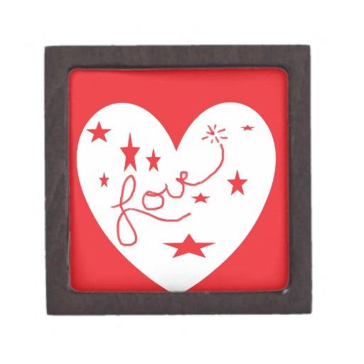 El amor es todo lo que usted necesita cajas de regalo de calidad