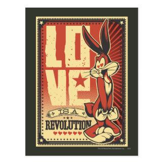 El amor es una revolución postal