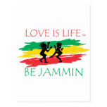 El amor es vida postal