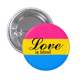 El amor está ciego pin