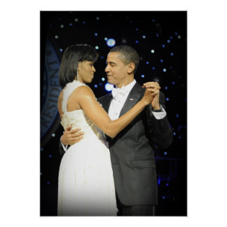 El amor está en el aire, el primer par que baila I Poster