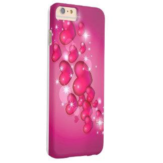 El amor está en el aire funda de iPhone 6 plus barely there