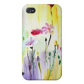 El amor está en el aire iPhone 4 cárcasas