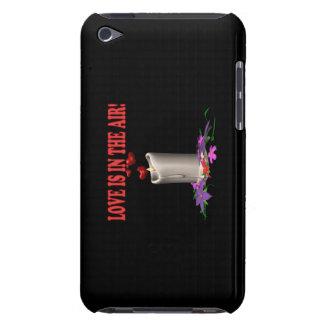 El amor está en el aire iPod Case-Mate coberturas