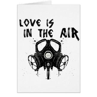 el amor está en el aire tarjetas