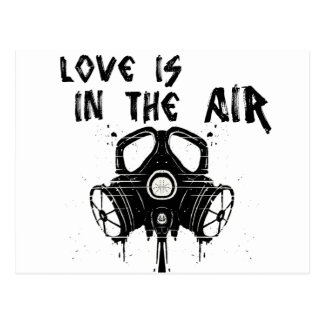 el amor está en el aire tarjetas postales