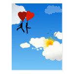 El amor está en la versión 2 del aire postal