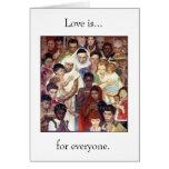El amor está… para cada uno felicitaciones