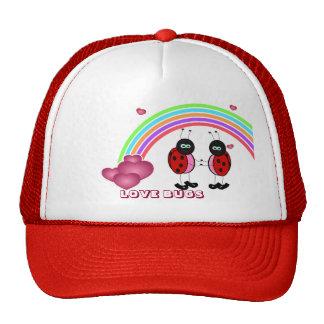 El amor fastidia el gorra del el día de San Valent