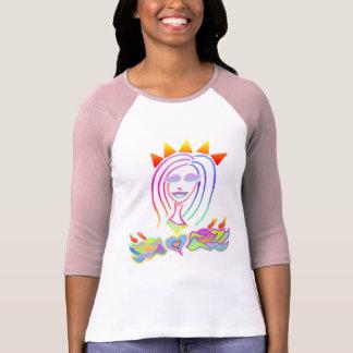El amor florecerá: Bellissima (Deux) Camisetas