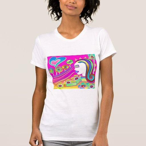 El amor florecerá: Espacio ideal Camiseta