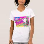 El amor florecerá: Espacio ideal Camisetas