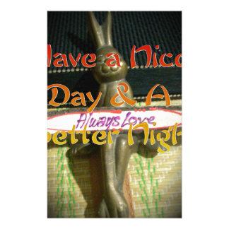 El amor Hakuna Matata de Alwaus tiene un día Papelería Personalizada