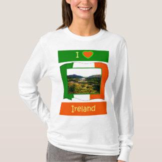 El amor Irlanda del jGibney I de la serie de Playera