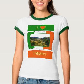 El amor Irlanda del jGibney I de la serie del Playera