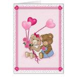 El amor lleva la tarjeta