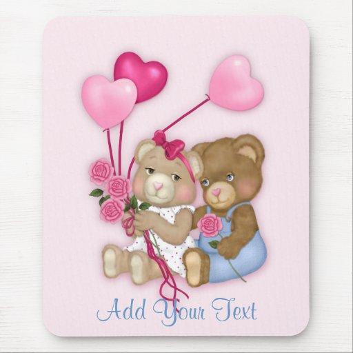 El amor lleva Mousepad Alfombrillas De Raton