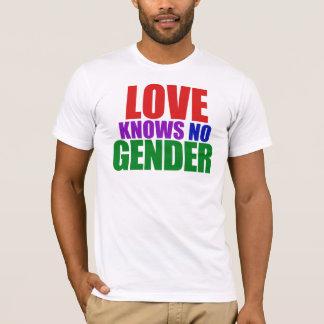 El amor no sabe ningún género playera