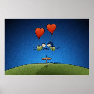 El amor no sabe ningún límite póster