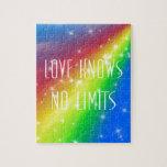 El amor no sabe ningún límite puzzle